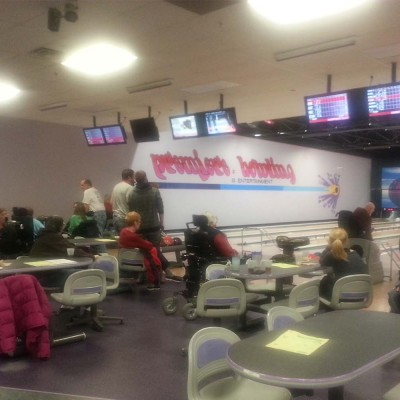 Bowling Event - 02/07/2015